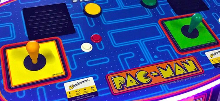 760x350 Arcade Pacman